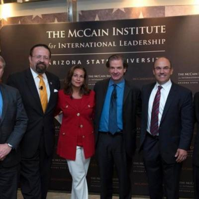 Mary Beth Long at the McCain Institute